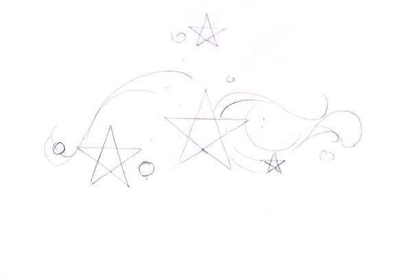 Як намалювати зірку? - уроки малювання